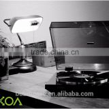 VOXOA T50 Full Auto USB Turntable Portable turntable vinyl record player gramophone 2016