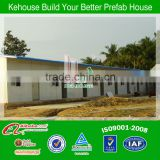 hot!!! sale pre fabricated steel building in Angola with low price from Guangdong
