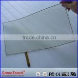 15inch Easy install 4 wire resistive touch film with USB controller