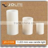 1 LED wax electric candle light for home party wedding christmas candle bridge light flameless birthday candle light