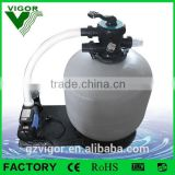 2015 Factory sand filter nozzle/swimming pool filter pumps/sand filter combo(350/400/450/500/650)