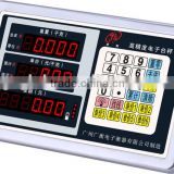 2016 good quality scale indicator weighing indicator/ price computing scale indicator part