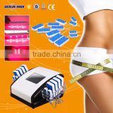 OSANO Best Double Wave Laser 165W Dual Wavelength 650nm/980nm Lipo Laser Slimming Cellulite Removal Machine