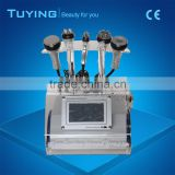Professional Beauty Machine Vacuum Ultrasonic Lipo Cavitation Machine Liposuction Cavitation Slimming Machine With CE Cavitation Rf Slimming Machine