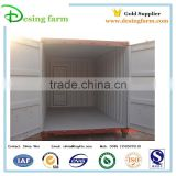 Prefab warehouse container 9ft