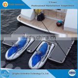 Easy Installation Private Small Inflatable Jet Ski Floating Dock for Sale