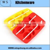 Ice stirrer silicone ice mould mold baking pan tray ice freeze party drink mould jelly mode cube maker