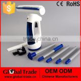Rechargeable Water Window Vacuum Cleaner for Shower Screens, Car Windows, Tables Use 450304