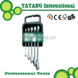 5 pcs combination tools Ratchet Wrench set