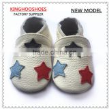 star cow leather soft Leather Baby Moccasins soft bottom child freshly picked First Walkers fringe toddler shoes girls or boys