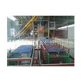 High Efficiency Automatic MgO Board Production Line for Wall board / Underlayment