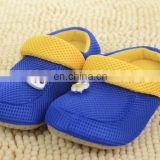 new arrival good summer and autumn fashion mesh baby slippers