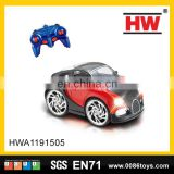 New product remote control metal smart car toys