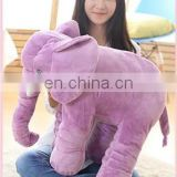 Wholesale Baby's Animal Plush Dolls Elephant Bolster