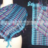 COTTON ARAB SCARF FOR WOMEN