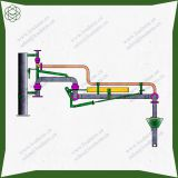 factory price liquid loading arm