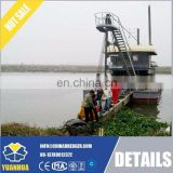 Cutter Suction Dredger 14 inch for Nepal river dredging machine