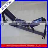 belt conveyor steel roller for bulk material handling systems
