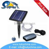1.5w Super Pond Solar fountain air pump for water garden made in China
