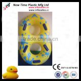 hot sale inflatable water slide tube with handles