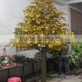 the cheap highimitation artificial trees large leaf artificial outdoor/indoor large trees ginkgo tree