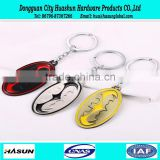 manufacturer price colorful batman sign keychain for gift
