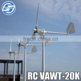 20kw/20000w hydroelectric turbines prices,generator without engine/free energy magnet generator