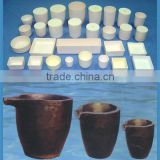 Refractory Smelting Crucible for Melting Iron/Steel/Gold