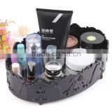 D03 ANPHY Plastic Oval Household Decoration Makeup Organizer Storage Box Holder Display Stock