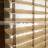 Double layer rolling pattern Shangri-la jacquard roller blind polyester curtain fabric shangri-la blinds