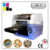 Digital a3 cake decorating machines with edible ink best price