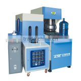 ZG-100 5 gallon semi automatic mineral water bottle blowing machine /pet blow moulding machine