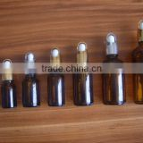wholesale 5ml to 100 ml amber glass dropper bottle,different design essential oil glass dropper bottle