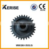 High quality small rack and pinion gears