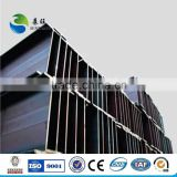 Structurial material Galvanized Stainless H-shaped steel beam