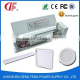 12w LED Emergency Power Kits, Emergency Power modules for Led Lights, CE FCC TUV certified