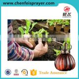 High quality custom water flower plastic garden plant pump sprayer pump head for bottle