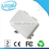 16 core flange cold proof FDB quick assembly moderate ABS metal distribution closure box for ftth
