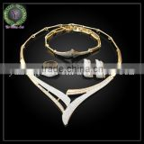 wholesale women jewelry brazilian 18k saudi plated gold jewelry                                                                         Quality Choice