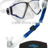 Snorkeling Scuba Diving Mask DRY Snorkel Set for Kids