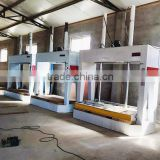 cold pressing machinery for plywood produce/door skin laminating cold press