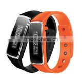 2015 V5 bluetooth 4.0 smart wristband smartband with call&message vibration remind for android 4.3 or iOS 7.0 above