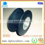 solid rubber toy wheels