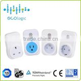blue tooth 4.0 protocol electricity power sockets, wireless remote control switch socket