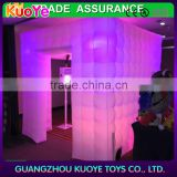 portable inflatable spray booth inflatable photo booth