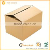 large carton high quality corrugate shipping box for mail