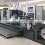 mini wall sticker offset printing machine