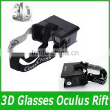 Colorcross II Head Mount Plastic 3D Glasses google cardboard Vr Virtual Reality oculus rift with magnetic button for Smartphone