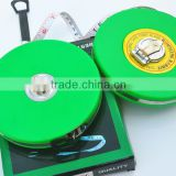 Long pvc measuring tape 50 m fiberglass pipe close tape measure abs round case tapeline distance measure 100M/330FOOT
