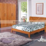 Indian furniture bedroom bed,home bedroom set,MDF bedroom furniture                                                                         Quality Choice